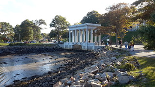 Plymouth Rock surround