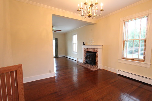 Let 39 s start with something big load bearing walls old - Fireplace between two rooms ...