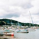 Teignmouth Harbour, Devon
