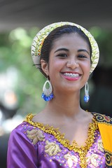 Portrait of a Pretty Asian Girl with Braces -:- 3202
