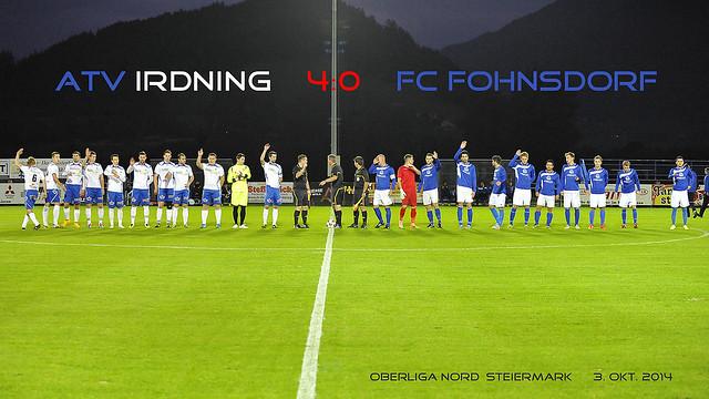 ATV mein haus IRDNING 4:0 FC Fohnsdorf Oberliga Nord Steiermark (c) 2014 Bernhard Egger :: eu-moto images   pure passion 3636