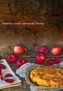 apples  and caramel buns.13