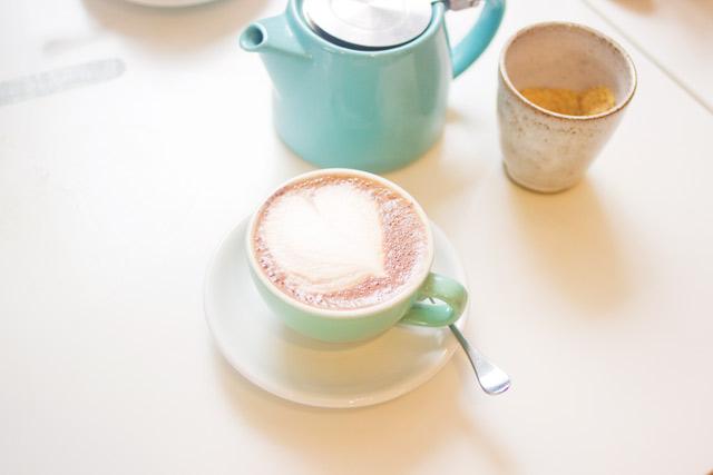 coffee shops in London