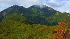 白毛門 Mt. Shiragamon 2012