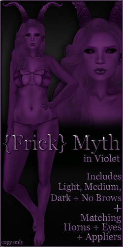 {Frick} Myth Skin in Violet