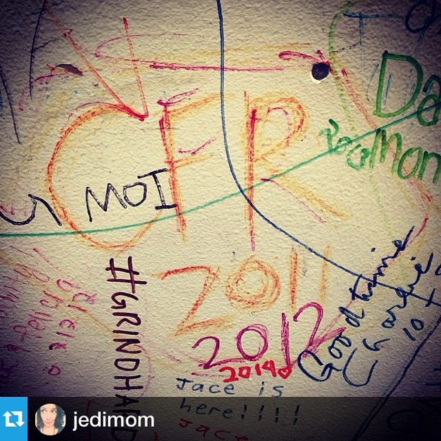 #Repost from @ jedimom. I have to go back and find this....  ---  #Tag #2014 #cfr6