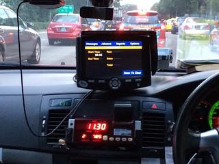 Singapore taxi dispatch