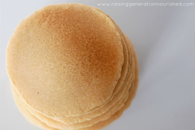 Simple & Quick Gluten Free Pancakes