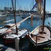 Barcelona - boats in the harbour