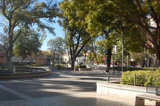 Main Plaza, La Rioja, Argentina