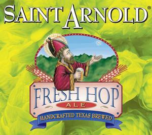Saint Arnold Fresh Hop Ale