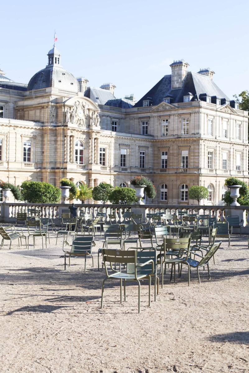 Jardin du luxembourg farfelue for Jardin du luxembourg