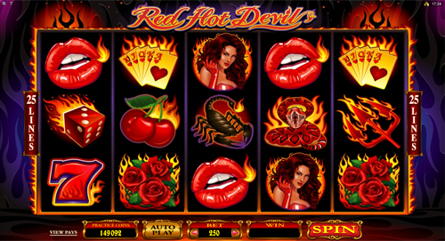 Hand Of The Devil™ Slot Machine Game to Play Free in Ballys Online Casinos