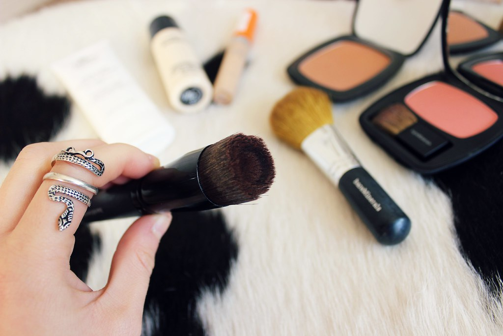 Daily make up routine and products for natural look 3