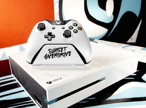 Microsoft Stores' Sunset Overdrive Launch Events Pre-order Deals