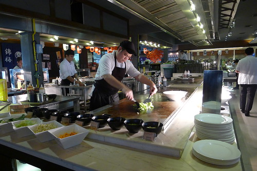 Three Cheers for Banzai: The Great Teppanyaki Theater