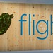 Twitter flight living sign