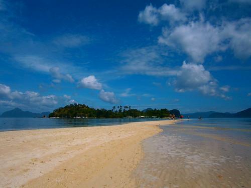 Snake Island-Palawan