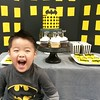 Oh my word! I'm loving this adorable Batman Party! Go follow my friend @mypaperpinwheel, the creative momma and blogger who created this. I love her Instagram feed full of super cute creative projects! #follow #ff #followthem #party #batman #love #cute