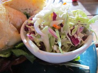 Creamy Coleslaw at Highline