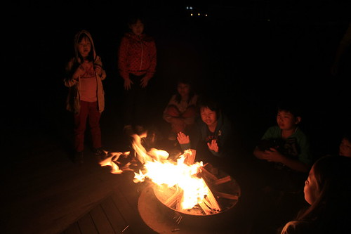 삼무곡자연예술학교 캠프
