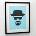 ACDSleeve posted a photo:Cut out card Heisenberg portrait 40cm x 29.7cm. Made with 180GSM-240GSM card, machine cut then hand assembled. Comes unframed and sent flat in a reinforced postage box. Photographed in a 50cm x 40cm frame with 40cm x 30cm mount, will also fit into a 40cm x 30cm frame. Free postage within the UK, available to ship worldwide.Available here www.etsy.com/uk/listing/203249197/heisenberg-card-cut-out...