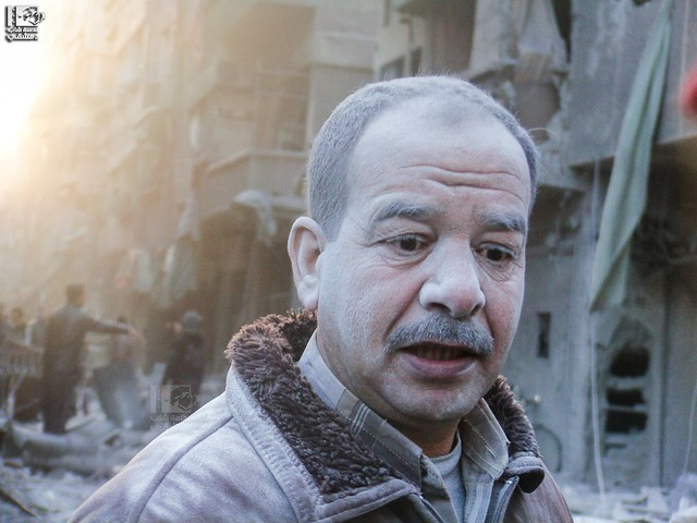 The bombing survivor
