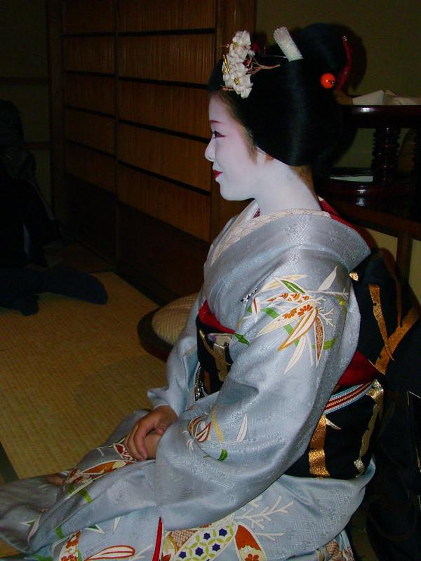 Maiko Drinking Game