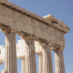 Stumbling upon memories. Acropolis in Athens. Where the gods frequent.