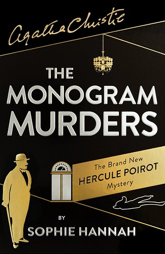 Sophie Hannah, The Monogram Murders
