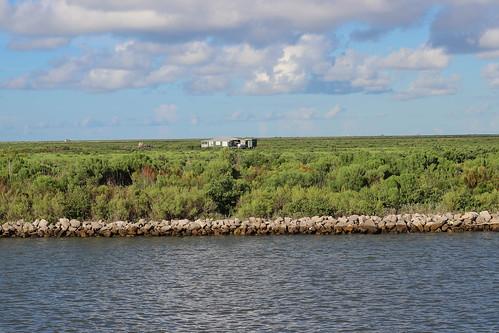 camp canon louisiana bayou wetlands marsh fourchon lafourcheparish portfourchon canonrebel3ti ilobsterit