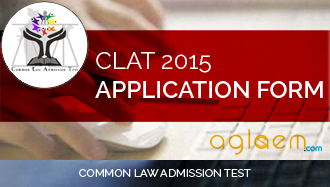 CLAT 2015 Application Form - Apply Online for CLAT 2015