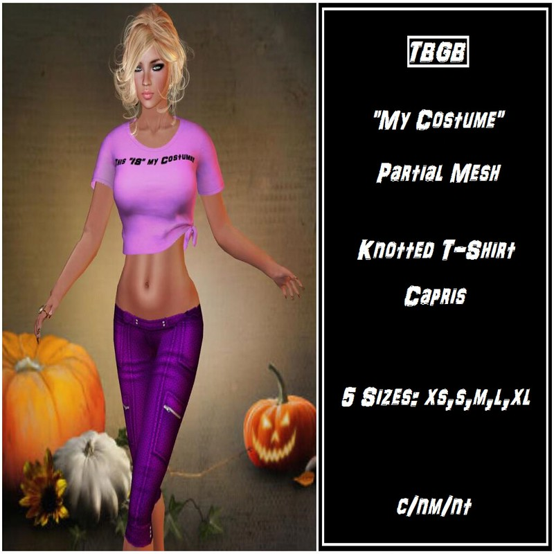 _This _IS_ my costume!_ by Sej - Oct. GG