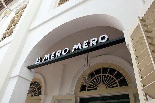 El Mero Mero at CHIJMES