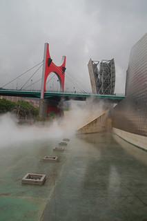 079 Guggenheim - Fog Sculpture