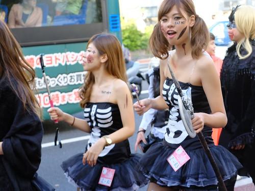 Kawasaki Halloween parade 2014 152