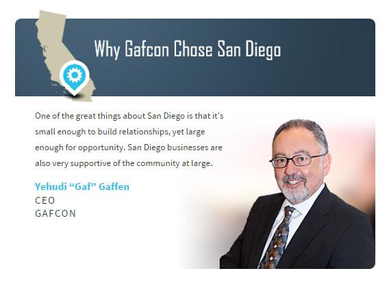 Why Gafcon Chose San Diego