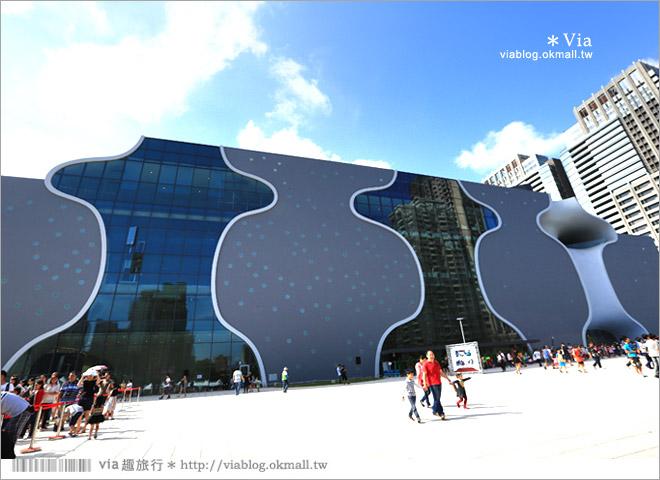【台中】大都會歌劇院~可愛紙熊貓大軍來襲!台中七期的新亮點!8