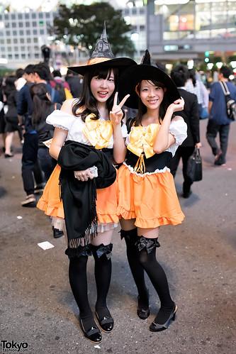 Halloween Costume Street Snaps Shibuya