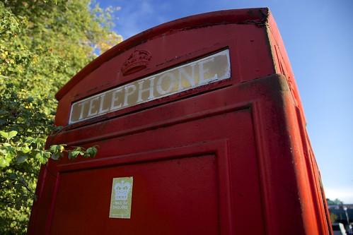 The Avenue Phone Box 2