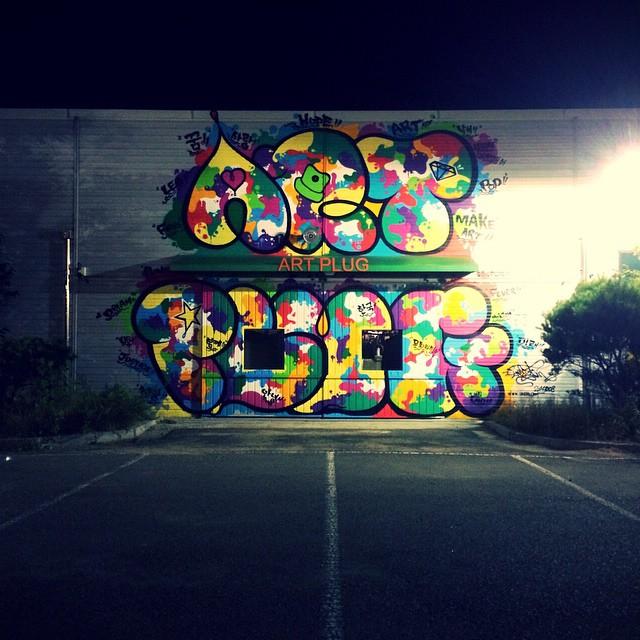 연수 아트플러그 그래피티 by Leodav #graffiti #graffitiwriter #artist #art #연수동 #아트플러그 #art #artwork #artplug #그래피티 #그래피티작가
