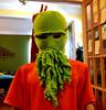 Nathan's Cthulhu Mask