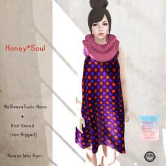 Honey*Soul Nana for Kawaii Mini Hunt