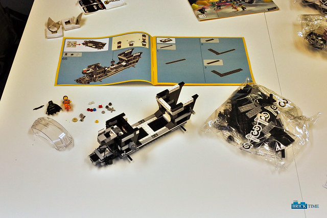 LEGO 70815: Step 3 Chassis