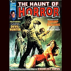 The Haunt of Horror! #Comics #Horror #Halloween