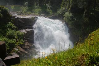 071 Krimml watervallen