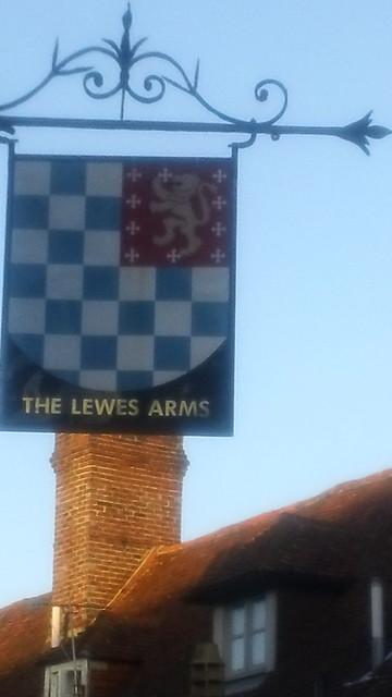 Best pub in Lewes?