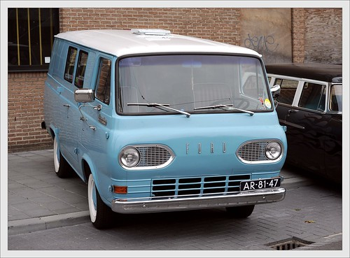 Ford Econoline Supervan / 1965