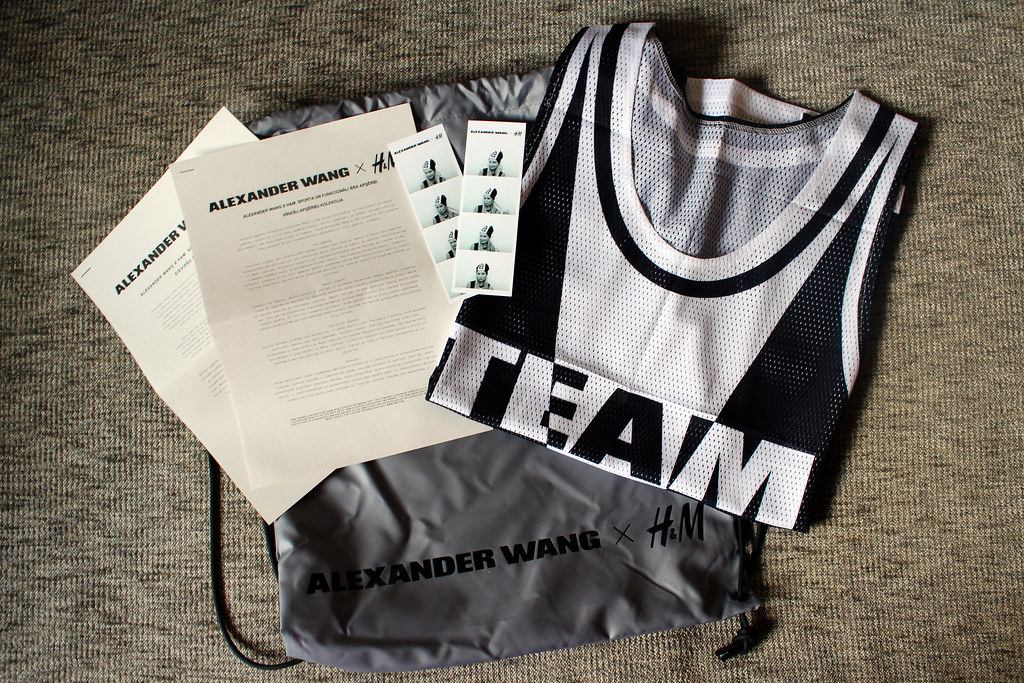 Alexander-wang-H&M-showroom-preview-goodies