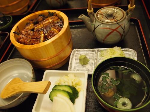 浜松市のうなぎ専門料理店 うなぎ八百徳